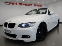 2009 BMW 3 SERIES 3.0 335I (306 BHP) M SPORT HIGHLINE CONVERTIBLE DCT AUTO £9990.00