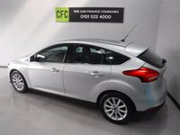 USED 2015 15 FORD FOCUS 1.6 TITANIUM TDCI 5d 114 BHP *ONE OWNER **** FULL FORD SERVICE HISTORY*