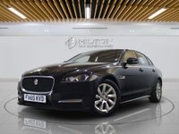 USED 2016 65 JAGUAR XF 2.0 R-SPORT 4d AUTO 161 BHP **NO ULEZ CHARGE ON THIS VEHICLE** SAT NAV | LEATHERS | ONLY 1 OWNER