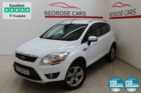 USED 2010 10 FORD KUGA 2.0 ZETEC TDCI 2WD 5d 138 BHP 2 Keys, FSH incl. Timing Belt