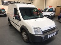 USED 2004 54 FORD TRANSIT CONNECT 1.8 T220 LWB TDDI 1d 74 BHP