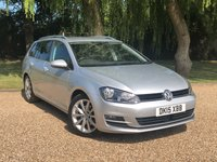 2015 VOLKSWAGEN GOLF 2.0 GT TDI BLUEMOTION TECHNOLOGY 5d 148 BHP £8350.00