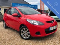 USED 2009 59 MAZDA 2 1.3 TS2 5d 85 BHP Only 1 Lady Owner From New
