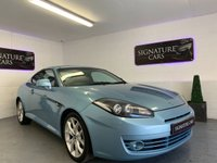 2007 HYUNDAI S-COUPE 2.0 SIII 3d 141 BHP £2500.00