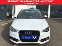 USED 2013 13 AUDI A1 1.6 SPORTBACK TDI S LINE 5d  ***Very Low Mileage Sportback With 24 Month Warranty***