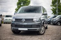 USED 2018 68 VOLKSWAGEN TRANSPORTER T30 TDI LWB HIGHLINE 150 BLUEMOTION EURO 6 Sat Nav (Discovery Media Unit), Electric Folding Mirrors,