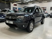 2015 DACIA DUSTER 1.5 AMBIANCE DCI 5d 109 BHP £6995.00