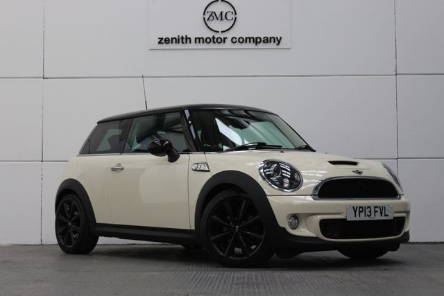 2013 13 MINI HATCH COOPER 2.0 COOPER SD 3d 141 BHP