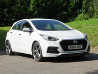 USED 2016 65 HYUNDAI I30 1.6 TURBO-GDI 5d 184 BHP SPORTS HATCH WITH LOTS OF SPEC!