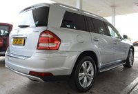 USED 2011 61 MERCEDES-BENZ GL CLASS 3.0 GL350 CDI BLUEEFFICIENCY 5d AUTO 265 BHP
