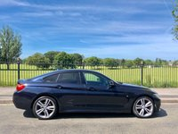 USED 2014 14 BMW 4 SERIES 2.0 418D M SPORT GRAN COUPE 4d AUTO 141 BHP