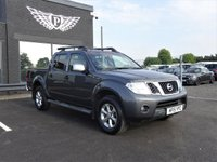USED 2015 15 NISSAN NAVARA 2.5 DCI TEKNA 4X4 SHR DCB 1d 188 BHP MOT AND SERVICE AND WARRANTY INCLUDED