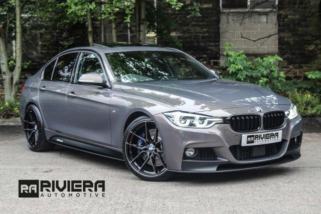2016 16 BMW 3 SERIES 3.0 335d M Sport Sport Auto xDrive (s/s) 4dr