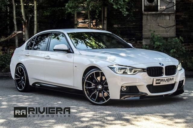 2016 66 BMW 3 SERIES 3.0 335d M Sport Sport Auto xDrive (s/s) 4dr