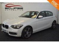 USED 2013 13 BMW 1 SERIES 1.6 118I SPORT 5d 168 BHP
