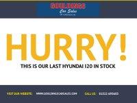 USED 2013 63 HYUNDAI I20 1.2 ACTIVE 5d 84 BHP FULL HYUNDAI SERVICE HISTORY