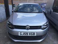 USED 2009 59 VOLKSWAGEN POLO 1.4 SE 5d 85 BHP
