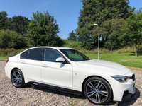2016 BMW 3 SERIES 2.0 320D XDRIVE M SPORT 4d AUTO 188 BHP £SOLD