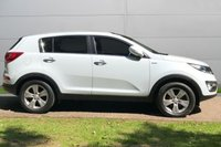 USED 2011 11 KIA SPORTAGE 2.0 KX-2 5d 160 BHP 4wd 4WD AWD LOW MILES MANY EXTRAS FINANCE ME TODAY-UK DELIVERY POSSIBLE