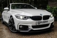 USED 2014 64 BMW 4 SERIES 3.0 435d M Sport xDrive 2dr M-PERF KIT|HEAD-UP-DISPLAY