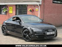 USED 2009 09 AUDI TT 2.0 TDI QUATTRO S LINE 170 BHP (MUST BE SEEN) 3dr GREAT CONDITION / TWO CAM BELT CHANGES / MUST BE SEEN