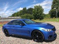 2015 BMW 4 SERIES 2.0 420D M SPORT 2d AUTO 188 BHP £18750.00