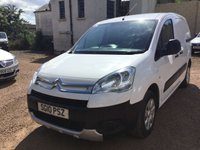 USED 2010 10 CITROEN BERLINGO 1.6 625 XTR PLUS L1 HDI 1d 90 BHP