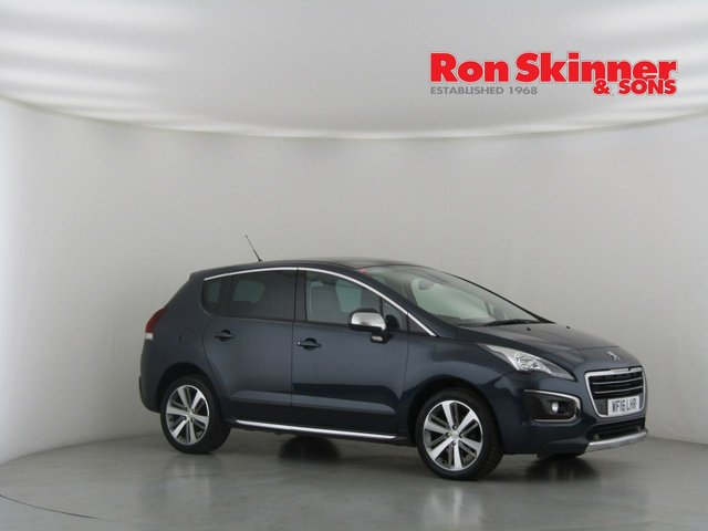 View our 2016 16 PEUGEOT 3008 1.6 BLUE HDI S/S ALLURE 5d AUTO 120 BHP