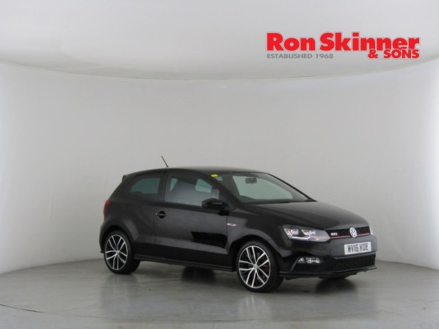 View our 2016 16 VOLKSWAGEN POLO 1.8 GTI 3d 189 BHP