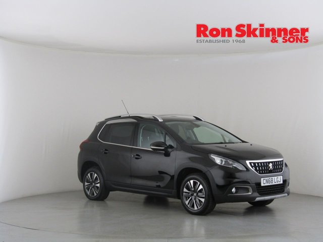 View our 2018 68 PEUGEOT 2008 1.2 ALLURE PREMIUM 5d 82 BHP
