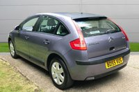 USED 2005 55 CITROEN C4 1.6 SX 16V 5d AUTO 108 BHP AUTOMATIC LOW MILEAGE, AIR CON, FINANCE ME TODAY-UK DELIVERY POSSIBLE