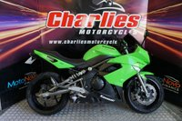 2009 KAWASAKI ER 6F Kawasaki ER-6F 2009 Lime Grean Lots of extras £3195.00