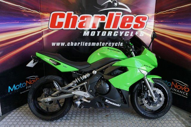 View our KAWASAKI ER 6F