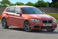 USED 2016 16 BMW 1 SERIES 3.0 M135I 5d 322 BHP Unusual Spec ONE OWNER FBMWSH