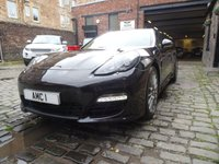 USED 2013 13 PORSCHE PANAMERA 3.0 PLATINUM EDITION D V6 TIPTRONIC 5d AUTO 250 BHP (Air Suspension)