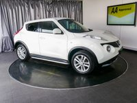USED 2012 12 NISSAN JUKE 1.5 TEKNA DCI 5d 110 BHP £0 DEPOSIT FINANCE AVAILABLE, AIR CONDITIONING, AUX INPUT, BLUETOOTH CONNECTIVITY, CLIMATE CONTROL, CRUISE CONTROL, DRIVE PERFORMANCE CONTROL, HEATED SEATS, REVERSE CAMERA, SATELLITE NAVIGATION, STEERING WHEEL CONTROLS, TRIP COMPUTER, USB INPUT