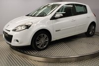 USED 2011 61 RENAULT CLIO 1.1 DYNAMIQUE TOMTOM 16V 5d 75 BHP