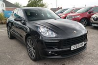 USED 2015 65 PORSCHE MACAN 3.0 D S PDK 5d AUTO 258 BHP High Specification ONE OWNER