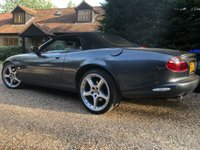 USED 2004 53 JAGUAR XKR 4.2 XKR CONVERTIBLE 2d AUTO 400 EDITION,SPARES/REPAIRS