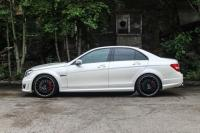 "USED 2012 62 MERCEDES-BENZ C CLASS 6.3 C63 AMG MCT 7S 4dr FULL COMAND SYS|19"" ALLOYS"