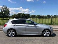 2013 BMW 1 SERIES 2.0 120D M SPORT 5d 181 BHP £10495.00