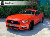 USED 2016 16 FORD MUSTANG 2.3 1d LEFT HAND DRIVE