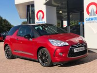 USED 2014 14 CITROEN DS3 1.6 DSTYLE PLUS 3d AUTO 120 BHP 17