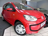USED 2013 63 VOLKSWAGEN UP 1.0 MOVE UP 3d 59 BHP