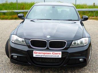 2010 BMW 3 SERIES 2.0 320D M SPORT 4d 175 BHP £4995.00