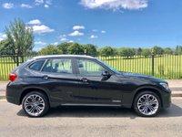 2014 BMW X1 2.0 XDRIVE20D SPORT 5d AUTO 181 BHP £12795.00