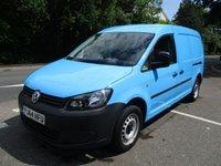 2014 VOLKSWAGEN CADDY Caddy C20 Startline 102ps *3Yr Warranty* £7250.00