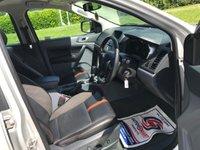 USED 2015 65 FORD RANGER 3.2 WILDTRAK 4X4 DCB TDCI 1d AUTO 197 BHP