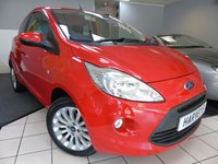 USED 2015 64 FORD KA 1.2 ZETEC 3d 69 BHP