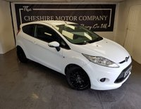 USED 2010 59 FORD FIESTA ZETEC S 1.6 ZETEC S 3d 118 BHP + PRIVACY GLASS + BLACK ALLOYS
